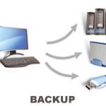 Cloud computer backup