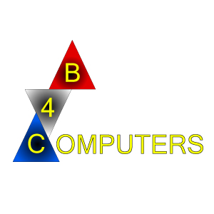 b4computers logo
